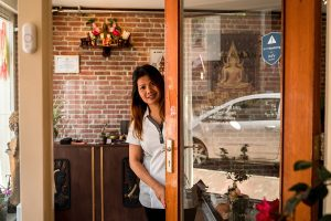 Welkom bij Andaman Pearl massagesalon