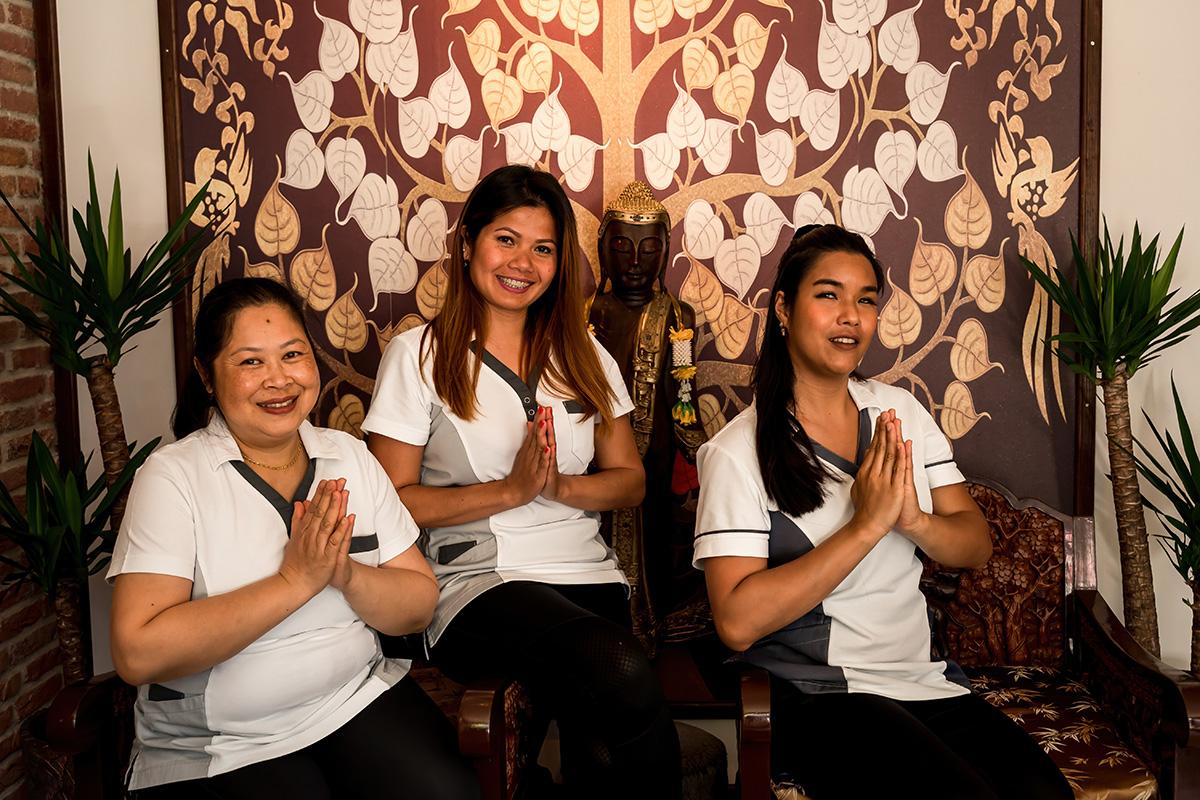 Het team van Andaman Pearl